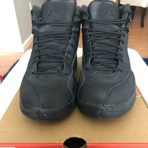 """Men Jordan Retro 12 """"Wntr"""" Size 9.5"""